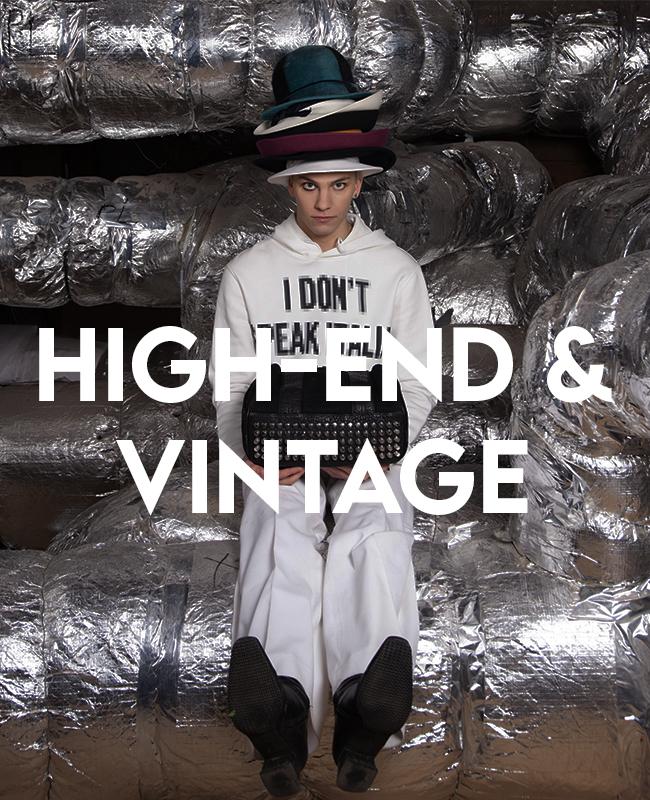 highend & vintage kategoriat